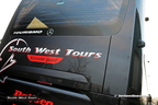 South West Tours MB Tourismo Euro 6 067