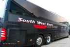 South West Tours MB Tourismo Euro 6 066