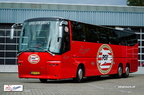BBA Tours PSV Bus