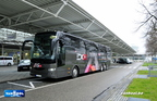 van Hool EX 17H Demo on Tour