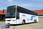 Sid Fogg's First Van Hool EX16H  for Australia 001