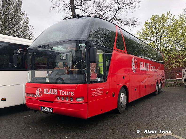 Klaus Tours on Tour 002
