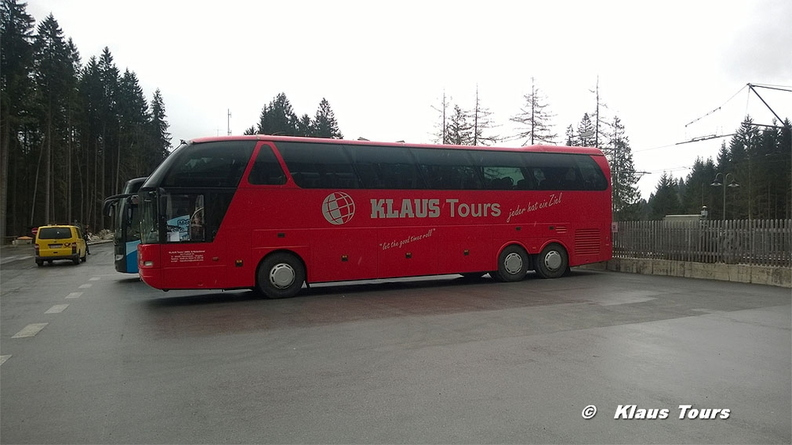 Klaus Tours on Tour 005