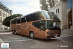 Neoplan City Liner 50 Jaar / Skyliner TourBus