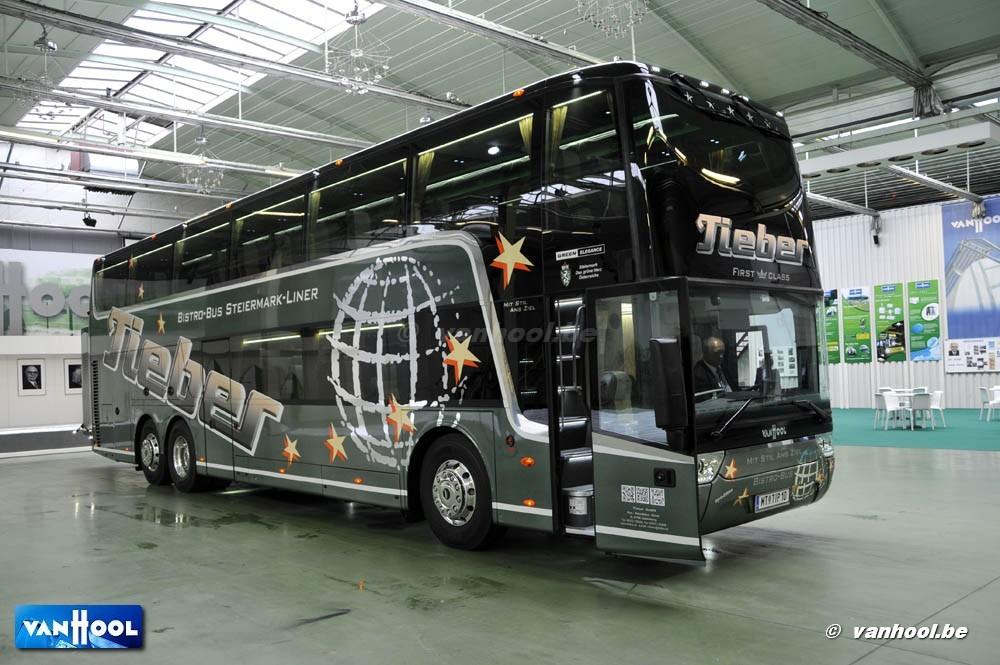Tieber Reisen Oostenrijk Speciaal Tieber Bistrobus Van Hool Tx