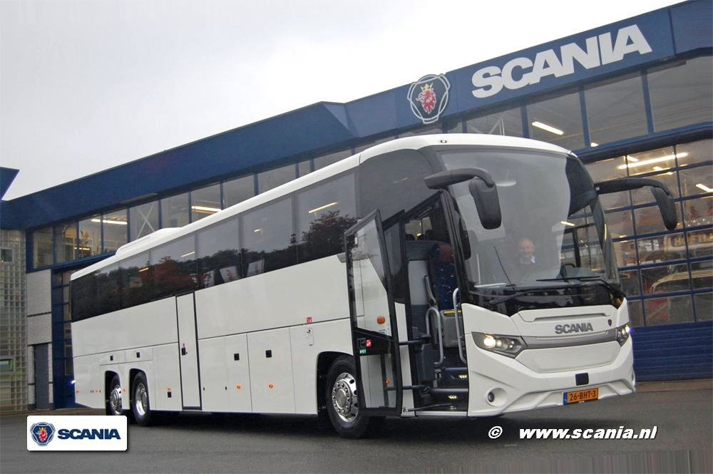 Scania Interlink HD  Touringcarbedrijf Welgraven 002