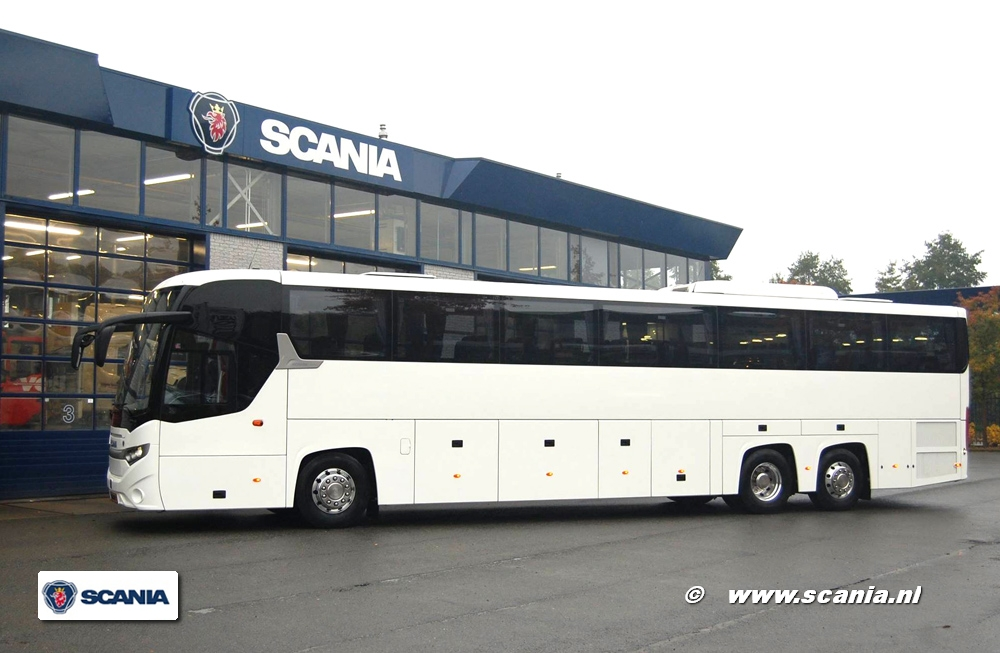 Scania Interlink HD  Touringcarbedrijf Welgraven 015