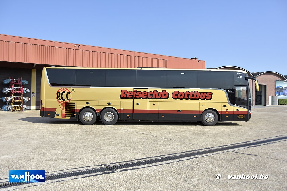 Touringcars & Bus Nieuw 2018 / Touringcars Nieuw 2017